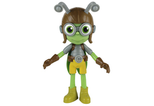 Beat Bugs 8cm Articulated Figures Assorted