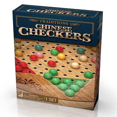Chinese Checkers Tradition Game