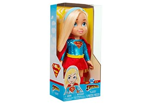 DC Super Hero Girls Toddler Doll