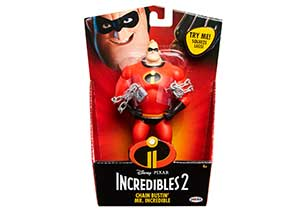 Incredibles 2 Chain Bustin' Mr. Incredible