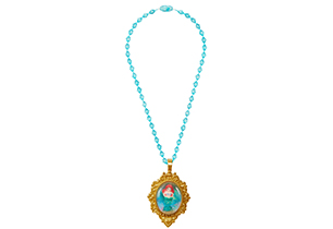 Disney Princess Snow Globe Necklace Assorted