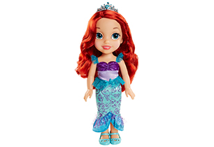 Ariel Toddler Doll With Lens Eye