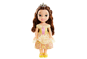 Belle Toddler Doll With Lens Eye