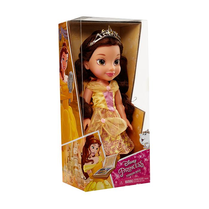 Amazon Com Disney Princess Baby Belle Doll Toys Games: Belle Toddler Doll Wlens Eye