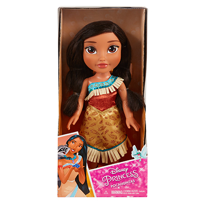 Pocahontas Toddler Doll W Lens Eye