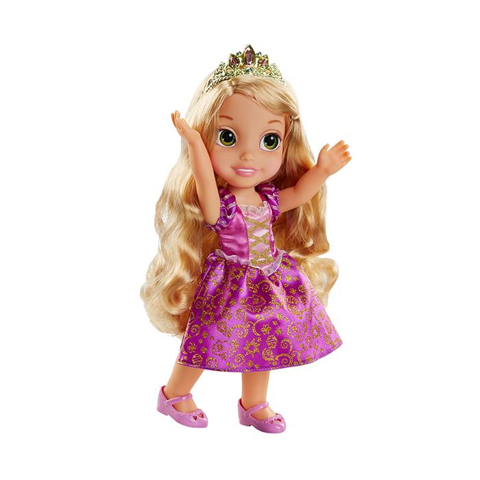 Disney Princess Toddler Doll With Dress: Rapunzel Toddler Doll Wlens Eye