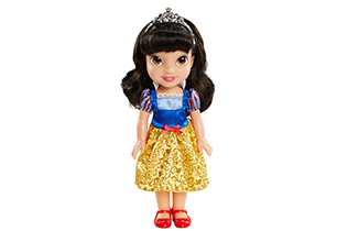 Snow White Toddler Doll With Lens Eye