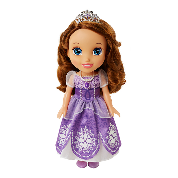 Sofia Doll With Lens Eyes Sofia The First Prima Toys