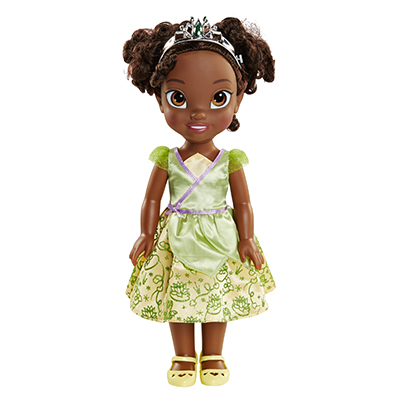 Tiana Toddler Doll With Lens Eye