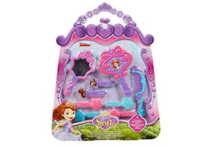 Sofia the First Beauty set