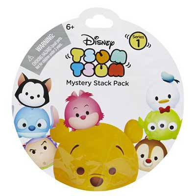 Tsum Tsum Mystery Stack Pack