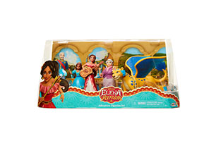 Elena Of Avalor Adventure Figurine Set