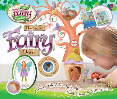 Prima Toys My Fairy Garden - Fairy Door