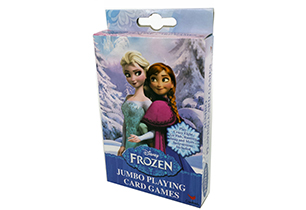 Frozen Jumbo Playing Cards