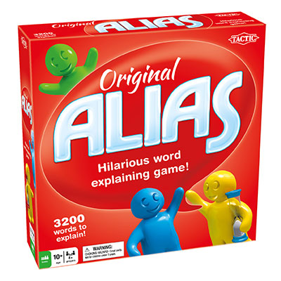 Original Alias Game