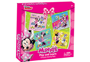 Minnie Play & Learn Educational Game
