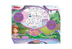 Sofia The First My Nail Studio Game
