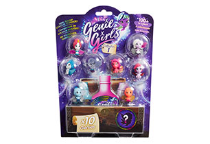 Genie Girls 10 Pack