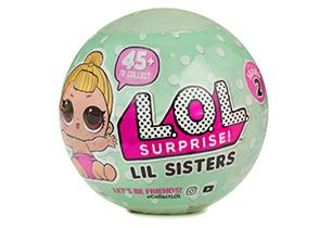 L.O.L Surprise Lil Sisters Ball