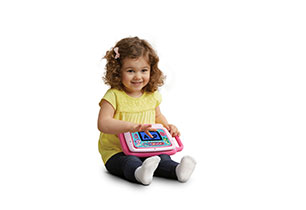 LeapFrog  2 In 1 Leaptop Touch Pink