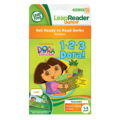 LeapReader Junior - Dora The Explorer