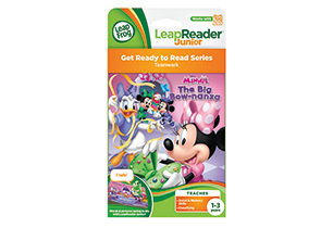 LeapReader Junior - Minnie Bow-Tique