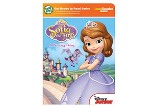 LeapReader Junior - Sofia The First