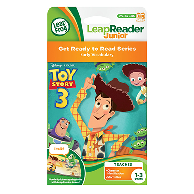 LeapReader Junior - Toy Story 3