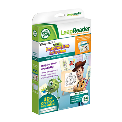 LeapReader - Write It Disney Pixar