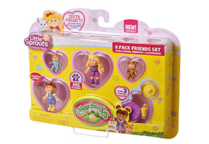 Little Sprouts 6 Pack Friends Set