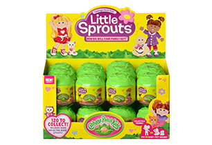 Little Sprouts Figures