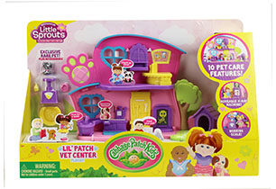 Little Sprouts Vet Center Play Set