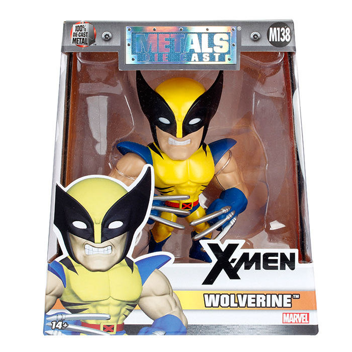 Cool Electronic Toys >> Marvel X - Men 10cm Metal Figures | Metals | Prima Toys