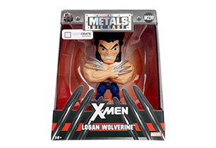 Marvel X - Men 10cm Metal Figures