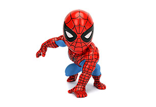 Spiderman 10cm Metal Figures