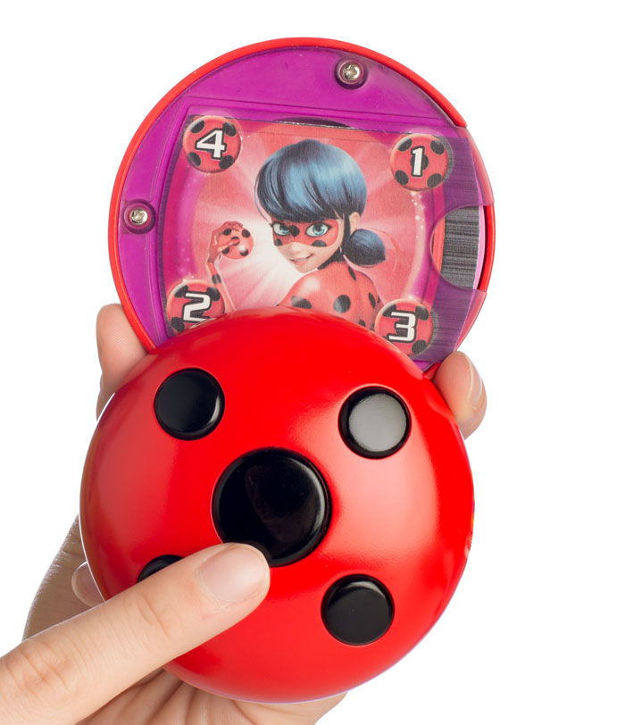 Call From A Different Number >> Miraculous Compact Caller   Miraculous   Prima Toys