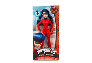Miraculous Fashion Doll Assorted