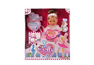 Bambolina Molly Ballerina TV Doll