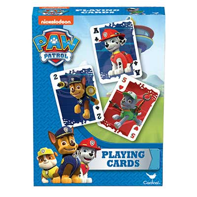 Paw Patrol Playing Playing Cards