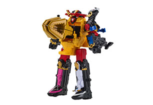 Power Rangers Ninja Steel Mega Morph Station