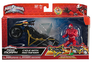 Power Rangers Ninja Steel Mega Morph Vehicles