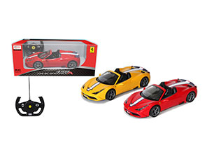 Rastar R/C 1:14 Ferrari 458 Speciale With Battery