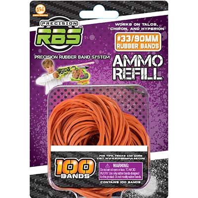 Rubber Band System 33/90mm Ammo Refill