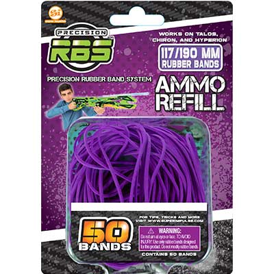 Rubber Band System 117/190mm Ammo Refill