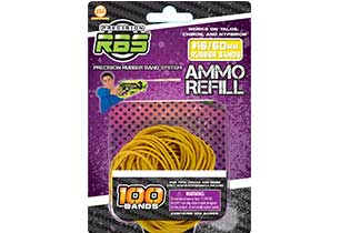 Rubber Band System 16/60mm Ammo Refill