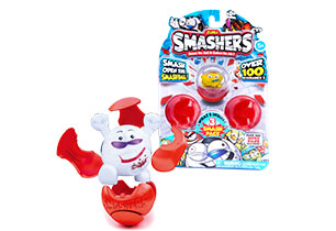 Smashers Collectables 3 Pack