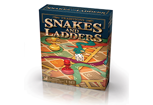Snakes & Ladders Tradition Game