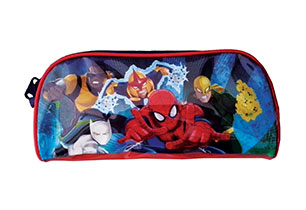 Spiderman Puzzle in Pouch