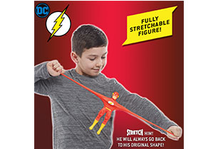 Mini Strech Justice League (Batman/SM/Flash)