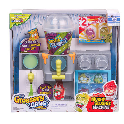 The Grossery Gang Mushy Slushie Machine